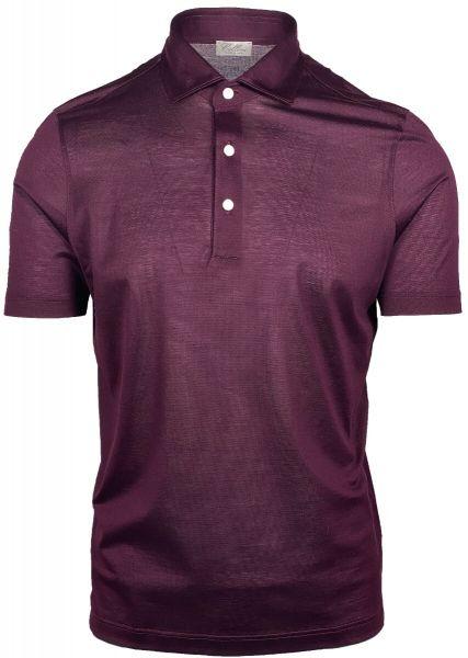 Cellini Polo Short Sleeve - Bordeaux