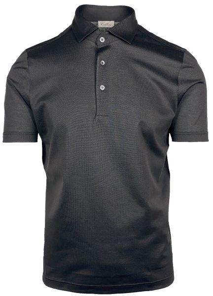 Cellini Polo Short Sleeve - Mocha