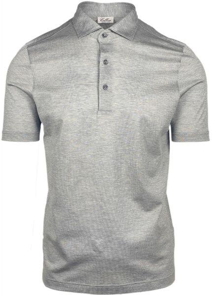 Cellini Polo Short Sleeve - Light Grey