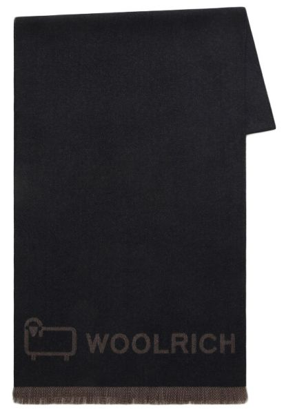 Woolrich Wool Scarf - Melton Blue