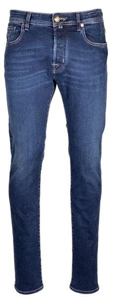 Jacob Cohen Jeans - Bard - Slim Fit - Dark Blue Used