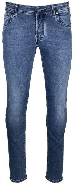 Jacob Cohen Jeans - Nick Slim - Dark Blue Washed