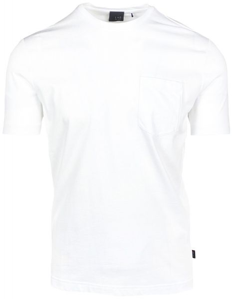 LAB Pal Zileri T-Shirt Pocket - White