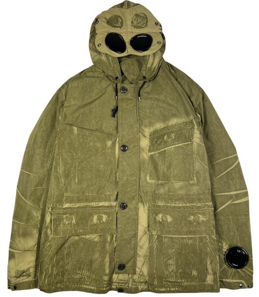 C.P. Company La Mille Jacket - Military Green