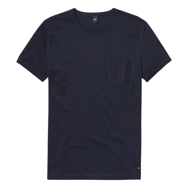 Wahts Dean T-shirt - Navy Blue