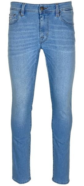 Tramarossa Leonardo Slim 3 Years Jeans - Light Blue