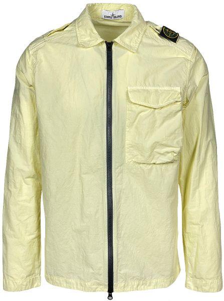 Stone Island Overshirt - Yellow