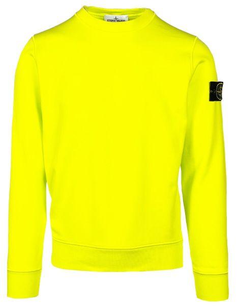 Stone Island Sweatshirt - Signal Yellow