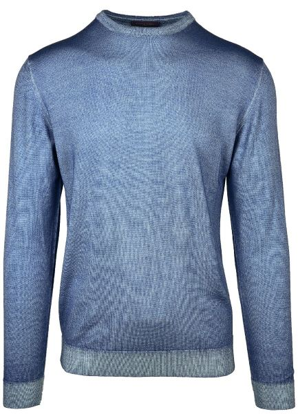 Daniele Fiesoli Pullover Roundneck - Colonial Blue