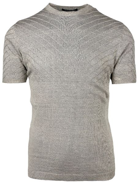 Daniele Fiesoli Knitted T-Shirt - Sand