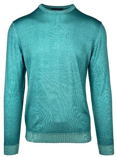 Daniele Fiesoli Pullover Roundneck - Turquoise