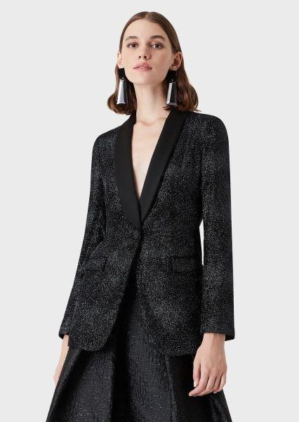 Emporio Armani Evening Jacket - Black