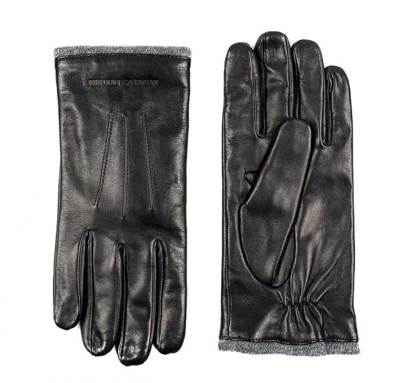 Emporio Armani Gloves - Black