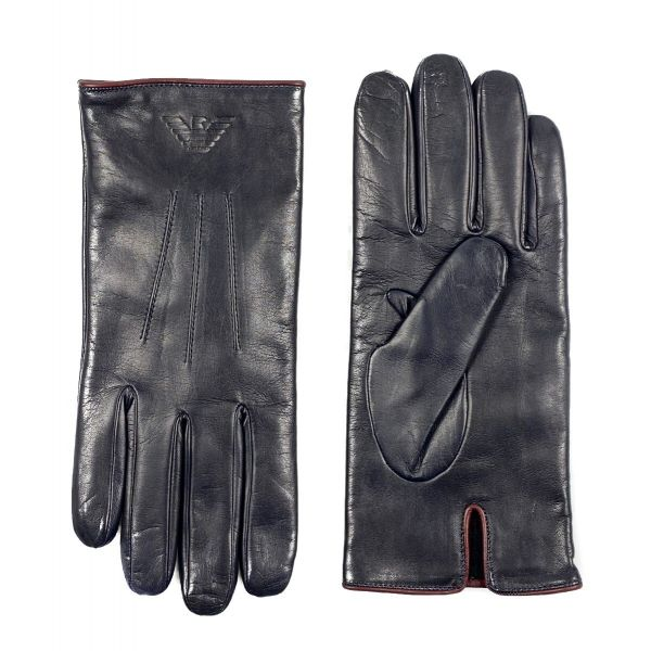Emporio Armani Gloves - Dark Blue