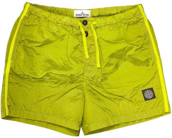 Stone Island Swimshort - Yellow