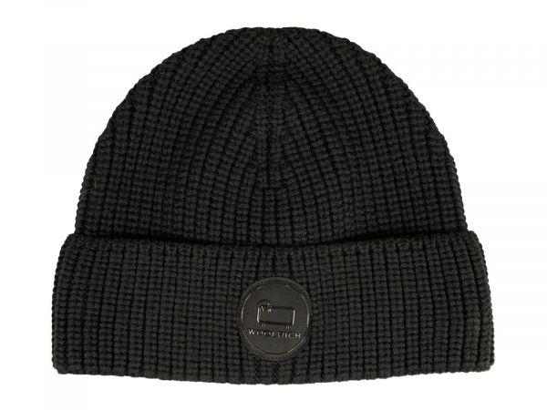 Woolrich Winter Beanie - Black