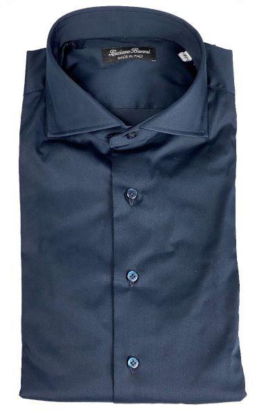 Luciano Baroni Shirt Freccia - Dark Blue