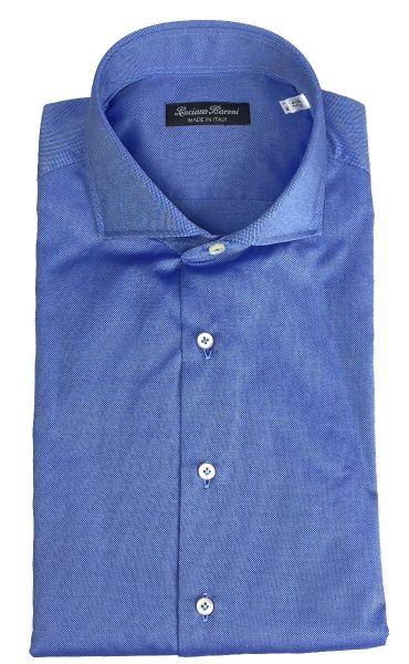 Luciano Baroni Shirt Freccia - Blue