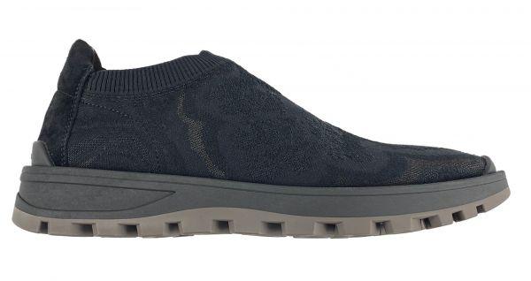 Etro Jacquard Sock Sneaker - Dark Blue