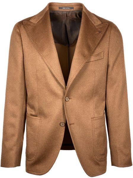 Tagliatore Blazer Jacket - Camel