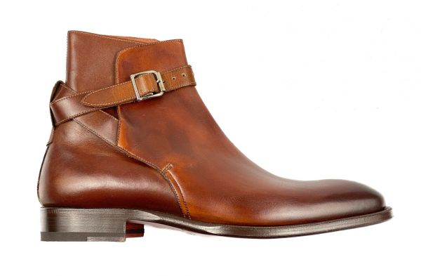 G. Peluso Boots - Brown