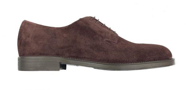 Giorgio Armani Shoes Laced- Bordeaux