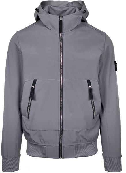 Stone Island Softshell Jacket - Grey
