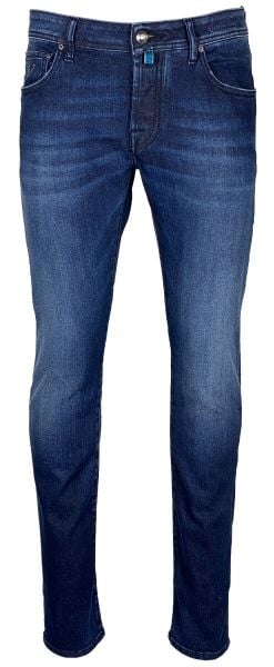 Jacob Cohen J622 - Comfort Jeans - Slim Fit - Blue Used