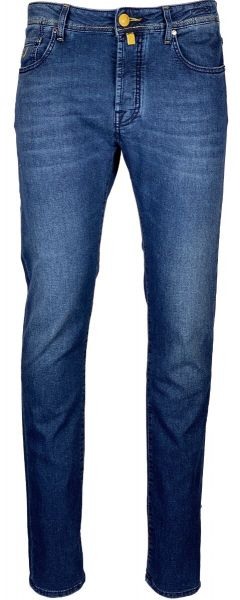 Jacob Cohen J688 - Comfort Jeans - Slim Fit - Dark Blue