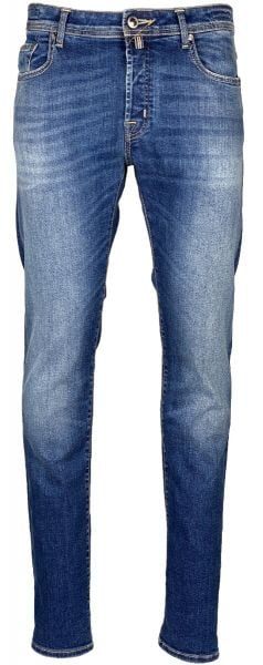Jacob Cohen J688 - Limited Edition Comfort Jeans - Slim Fit - Mid Blue