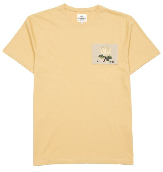 Kent & Curwen T-Shirt - Yellow