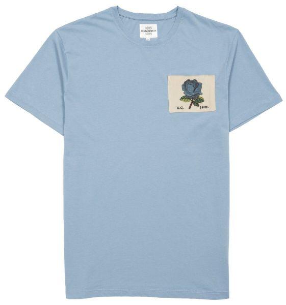 Kent & Curwen T-Shirt - Baby Blue