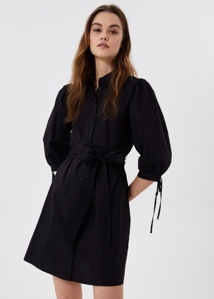 Liu Jo Dress With Belt - Black