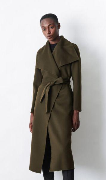 Mackage Mai Coat - Army Green