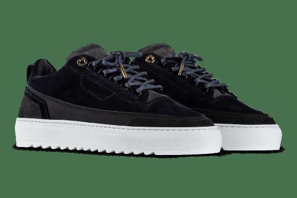 Mason Garments Firenze Sneaker - Bi-Color Navy Black