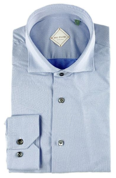 Pal Zileri Active Slim Fit Shirt - Light Blue