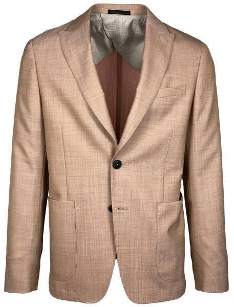 LAB Pal Zileri Jacket - Mid Brown