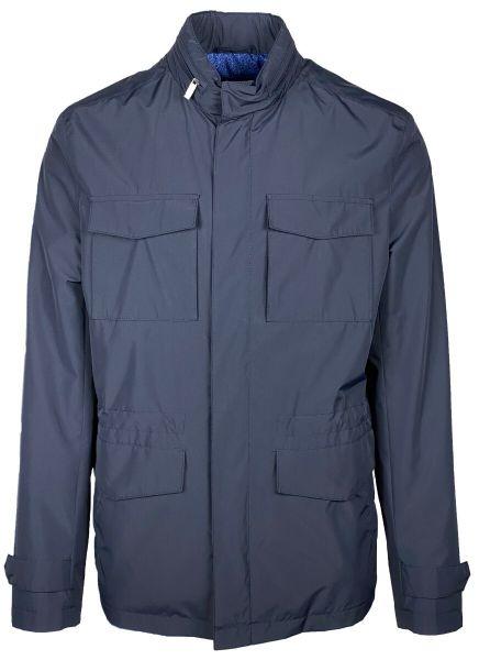 Pal Zileri Field Jacket - Dark Blue
