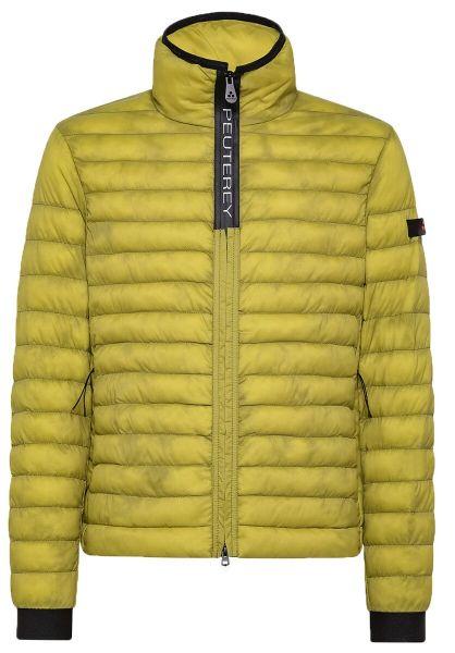 Peuterey Ultra-Lightweight Down Jacket With Primaloft Padding - Palm Tree
