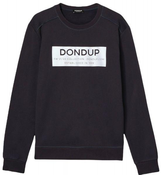 Dondup Logo Sweater - Dark Blue