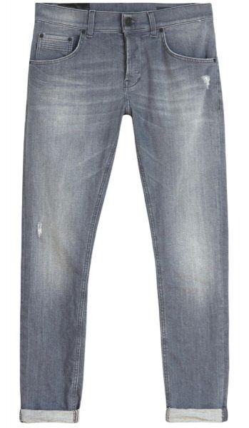 Dondup Skinny Vintaged Denim - Grey
