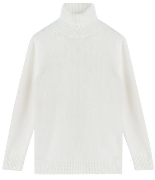 Dondup Knitted Turtleneck - Creme