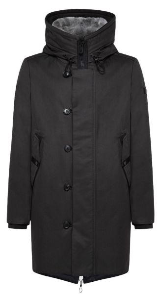 Peuterey Kasa SL Fur - Carbon Black