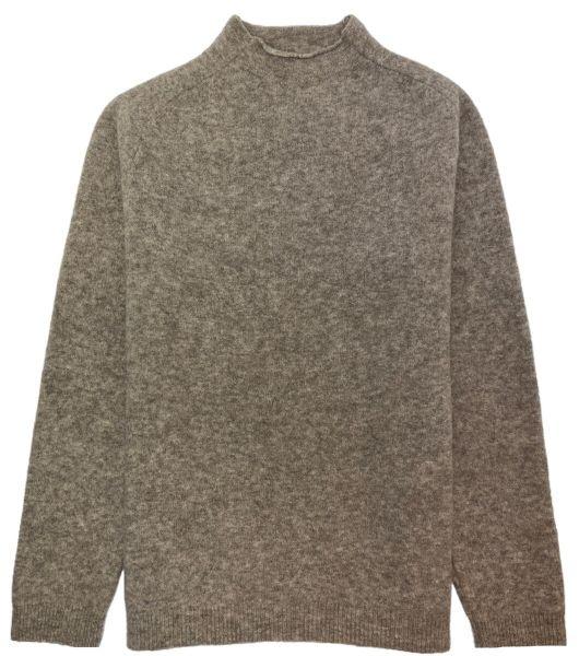 Daniele Fiesoli Soft Wool Pullover - Beige