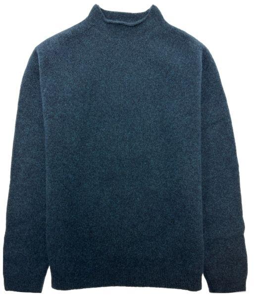 Daniele Fiesoli Soft Wool Pullover - Navy Blue