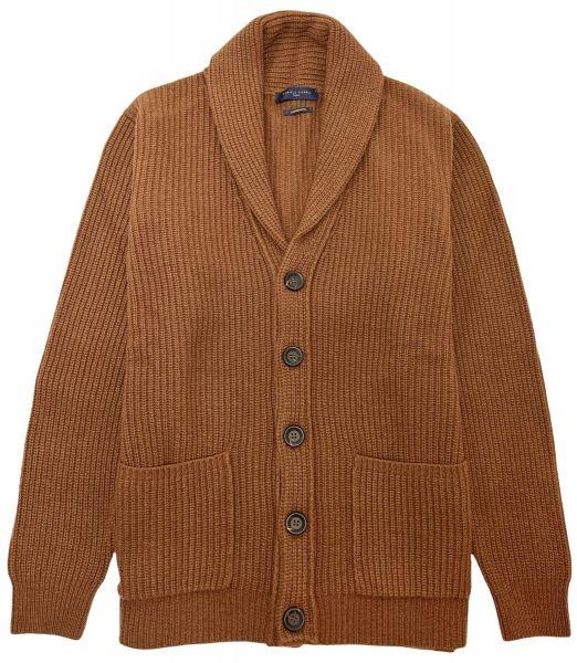 Daniele Fiesoli Knit Jacket - Tobacco