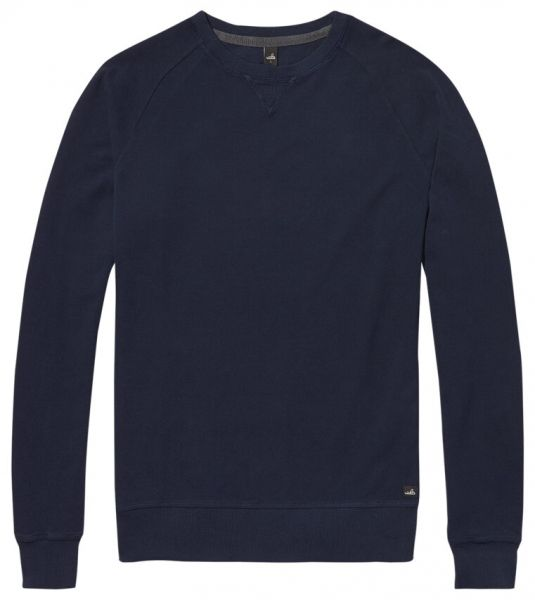 Wahts Rowe Sweater - Navy Blue