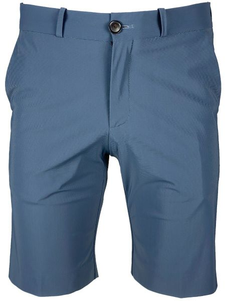 RRD Active Stretch Slim Fit Chino Short - Blue