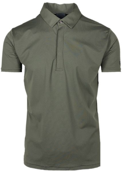 RRD Oxford Polo - Olive Green