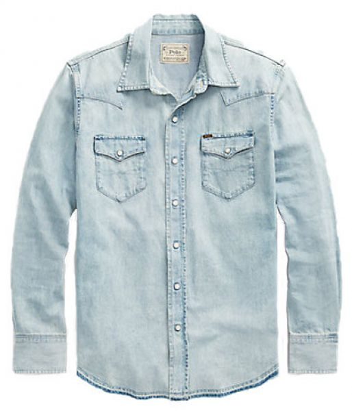 Ralph Lauren Western Sport Shirt - Bailey